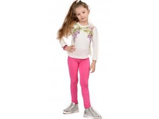 Лосины девочка №Vith розовые