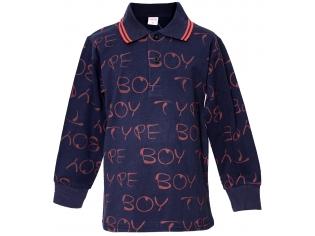 Батник  мальчик BOY темно-синий