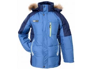 Куртка мальчик №869 морская волна
