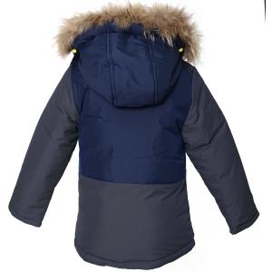 Куртка мальчик №862 серая