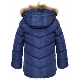 Куртка мальчик №7-115 синяя