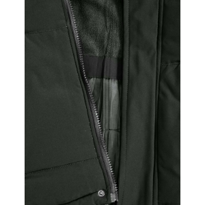 Куртка мальчик №7-121 зеленая