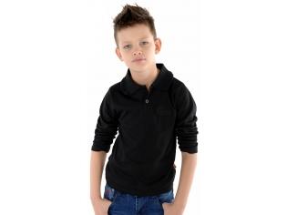 Батник мальчик №CF3115 черный