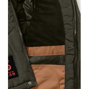 Куртка мальчик №7-619 зеленая