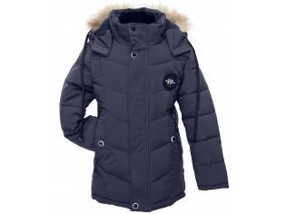 Куртка мальчик №7-615 синяя