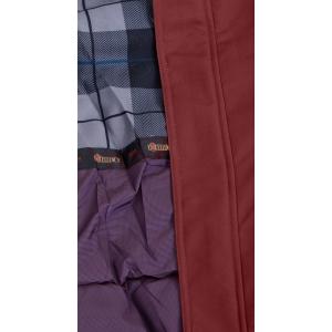 Куртка зимняя на мальчика  бордовая