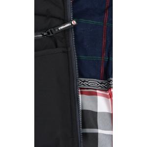 Куртка зимняя на мальчика цвет черный