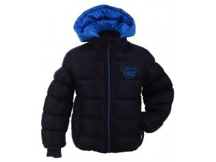 Куртка мальчик №89026 синяя