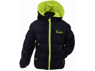 Куртка мальчик №89029 черная