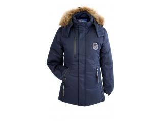 Куртка мальчик №MH-705 синяя