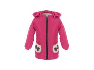 Куртка девочка №Sport-1 малиновая