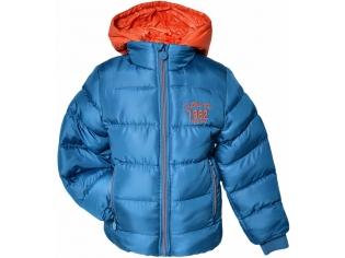 Куртка мальчик №89026 голубая