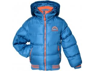 Куртка мальчик бирюзовая