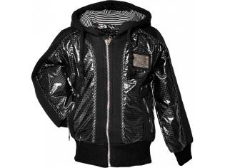 Куртка мальчик №9305 серая
