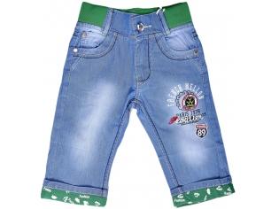 Шорты джинсовые мальчик №К675