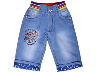 Шорты джинсовые мальчик №К632