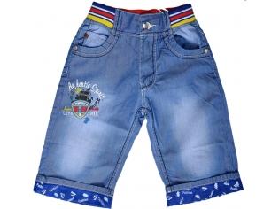 Шорты джинсовые мальчик №К631