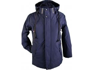 Куртка мальчик №836 синяя