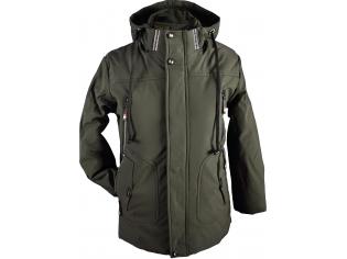 Куртка мальчик №836 зелёная