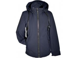 Куртка мальчик №3# синяя