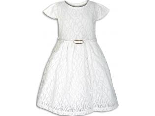 Платье девочка №6694 белое
