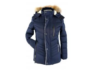 Куртка мальчик №MH-710 синяя