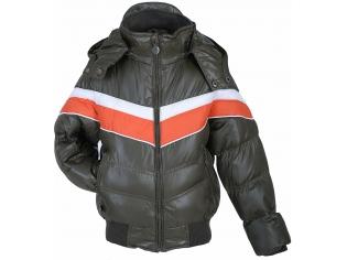 Куртка мальчик №13016 зеленая
