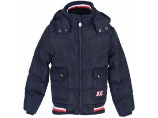 Куртка мальчик №89002 черная