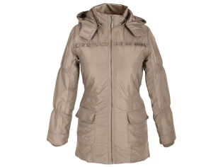Куртка девочка №197285 бежевая