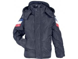 Куртка мальчик №11-47 синяя