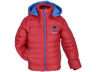 Куртка мальчик №8826 красная