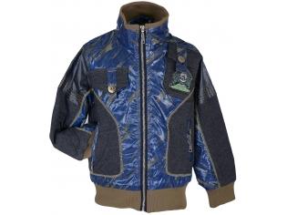 Куртка мальчик №9103 синяя