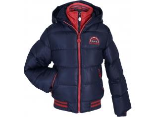 Куртка мальчик №89003 синяя
