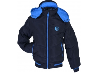 Куртка мальчик №89014 синяя