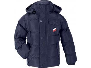 Куртка мальчик №8810 синяя