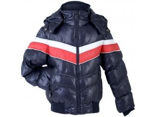 Куртка мальчик №13016 синяя