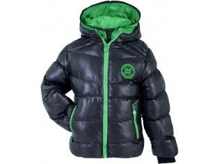 Куртка мальчик №13031 черная