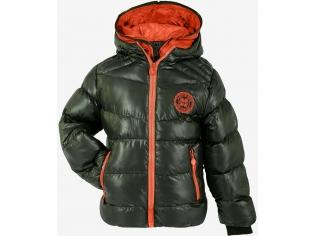 Куртка мальчик №13031 зеленая
