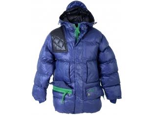 Куртка мальчик №1208 синяя