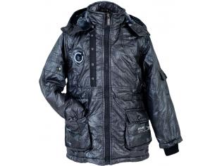 Куртка мальчик №2168 серая