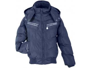 Куртка мальчик №8813 синяя