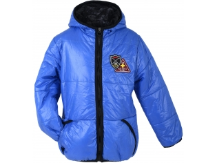 Куртка мальчик №1189 синяя