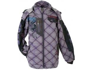 Куртка мальчик №098-2802 сиреневая