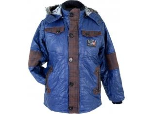 Куртка мальчик №1013 синее