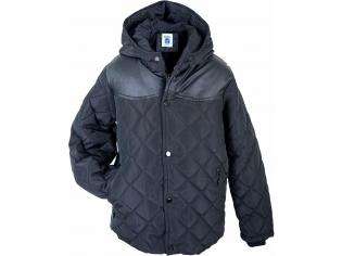 Куртка мальчик №89032 черная