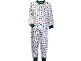 Пижама мальчик №4334 белая