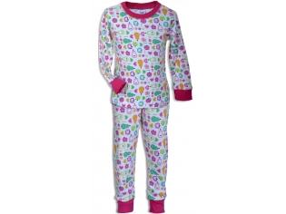 Пижама девочка №4339 белая
