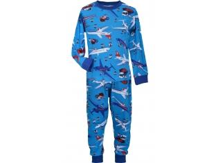 Пижама мальчик №4339 синяя