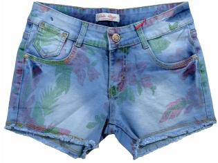 Шорты джинсовые для девочки №СХ-003