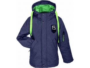 Куртка мальчик №7-803 синяя